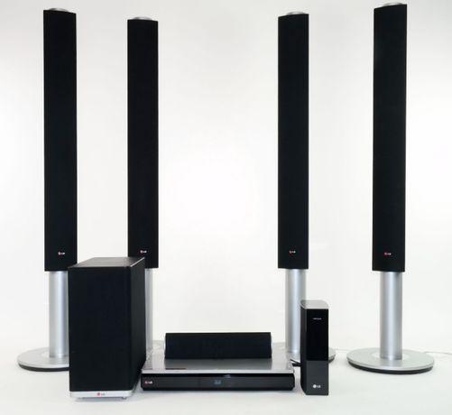 Kino domowe Blu-ray 3D LG BH9540TW 9.1 1460W, Gwarancja 12 miesięcy FV
