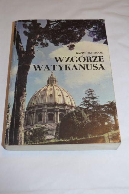 Wzgórze Watykanu - Kazimierz Sidor
