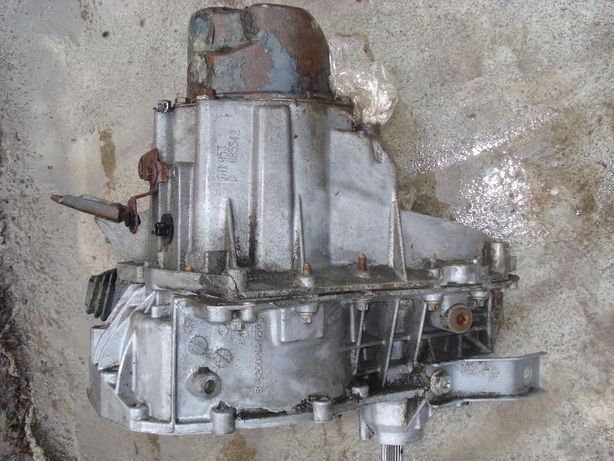 МКПП коробка передач 1,4 MPI 8V JH1 053, Dacia Logan 05-08 Дачя Логан