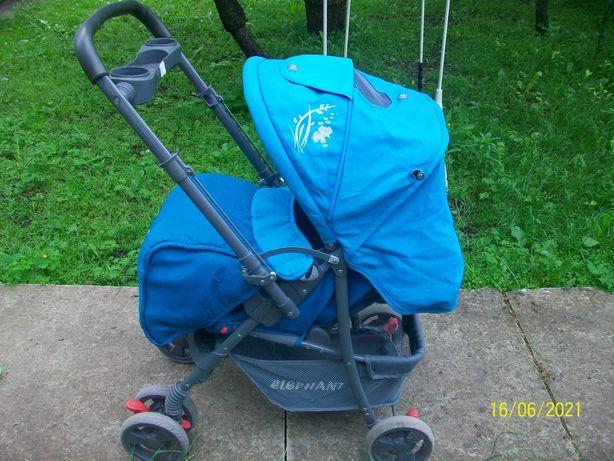 Детская коляска Tilly Elephant