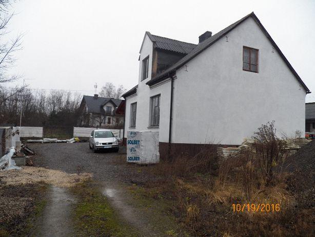 sprzedam dom murowany w Kunowie