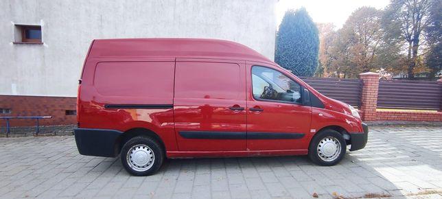 Fiat Scudo Maxi 2.0 hdi Klimatyzacja / Peugeot Expert / Citroen Jumpy