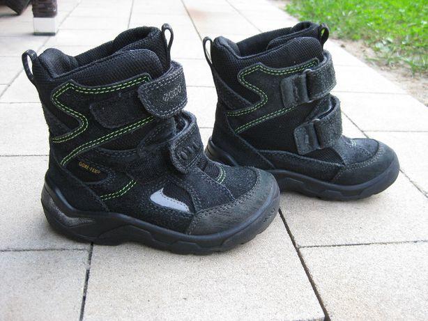 Zimowe buty Ecco rozm. 27, długość wkładki 17,5 cm