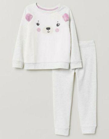 Пижама H&M 4-6 лет