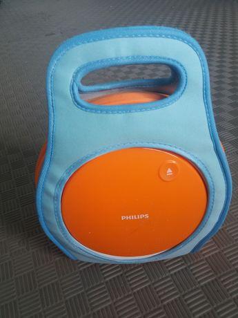 Boombox philips dla dzieci