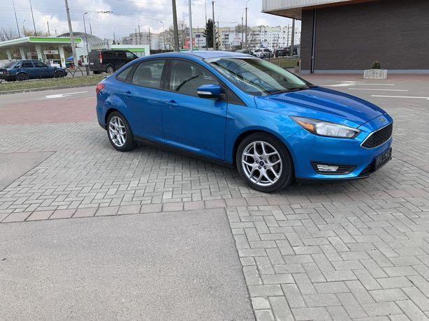 Продам 2015 Ford Focus Titanium Форд Фокус Максимальная комплектация