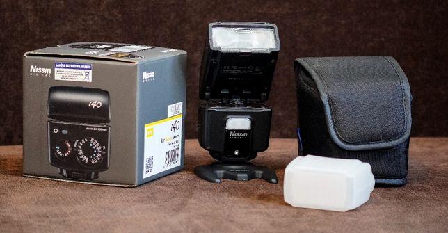 Lampa Nissin Digital i-40 Sony ADI/P-TTL