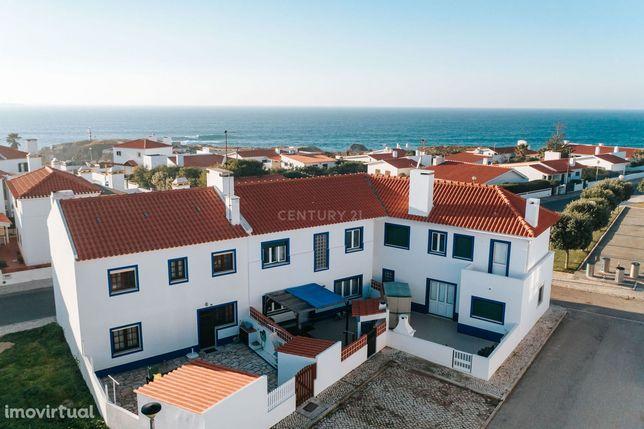Moradia T4 Duplex em Porto Covo a 5 min. da praia