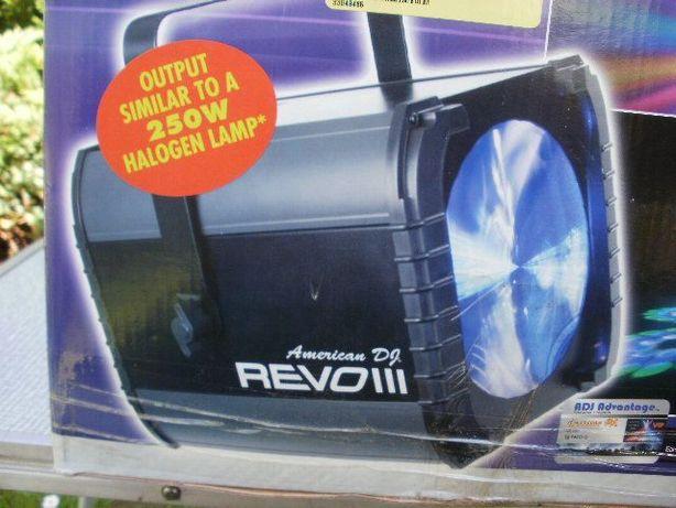 Światło i efekty DMX-REVO III