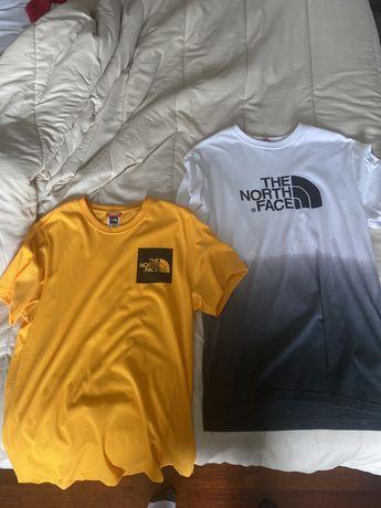 Tshirts The North Face S e M | Novas