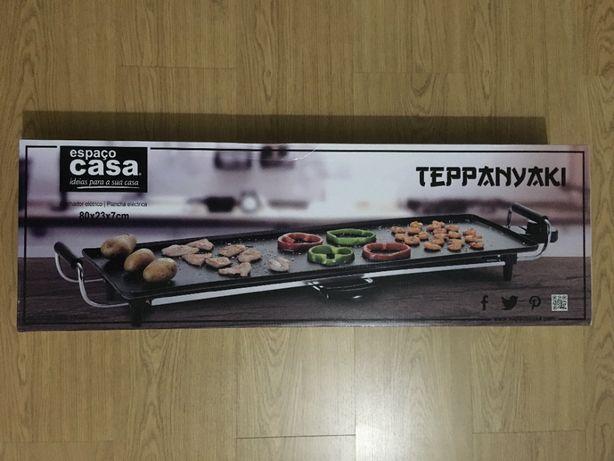 Grelhador Elétrico - Teppanyaki (NOVO)