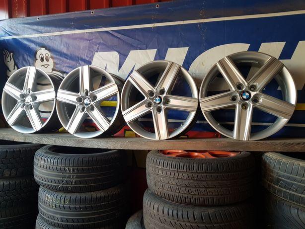 Felgi Aluminiowe BMW X3 R18 ET45 -7.5J +czujniki TMS