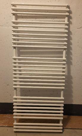 Grzejnik łazienkowy biały 150x60