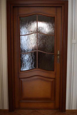 drzwi wewnętrzne w bardzo dobrym stanie