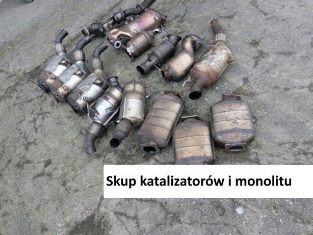 Skup katalizatorów i monolitu Łódź Kutno Sieradz Radomsko Piotrków