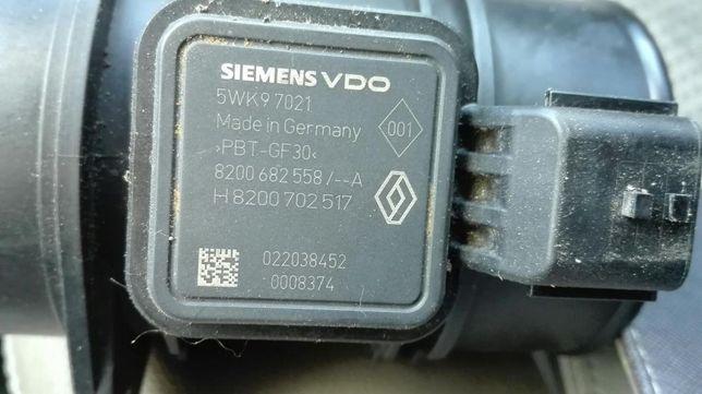 Medidor massa ar para Renault Megane III Sport Coupé,Siemens 5WK9 7021