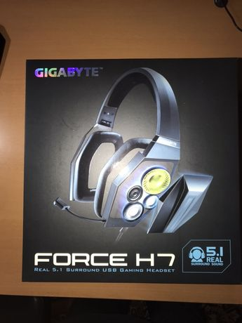 Наушники Gigabyte Force H7