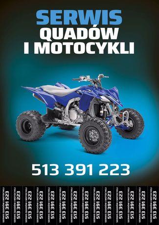 Naprawa quadów i motocykli