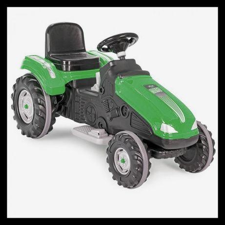 Traktor dla dzieci MEGA Na Akumulator Zielony 12 V