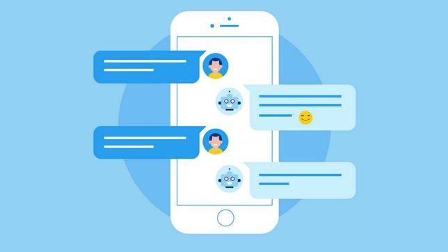 Создание чат-ботов бот телеграм bot telegram viber facebook messenger