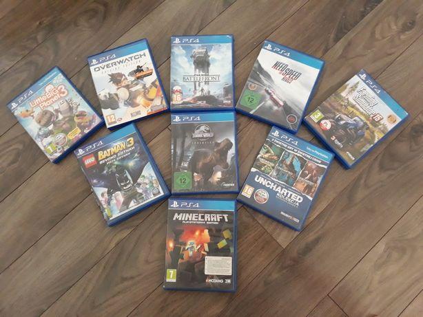Konsola PlayStation 4 Slim 1T 2x pad gry