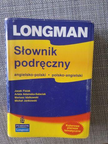 Longman slownik podręczny polski angielski angielsko polski Fisiak