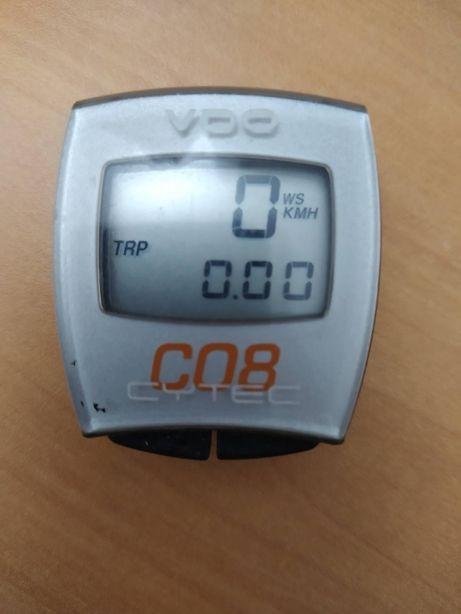 Ciclo Computador / Conta Km Velocidade VDO CYTEC C08