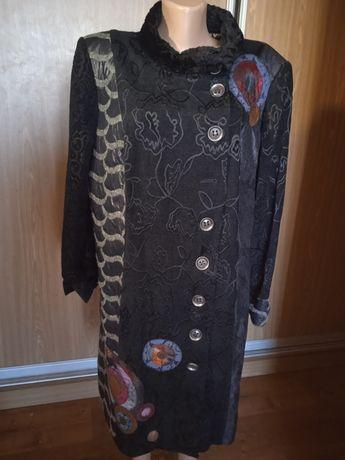 Красивенное,фирменное пальто большой размер