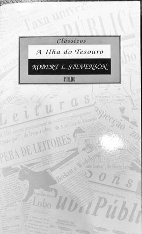 A Ilha do Tesouro de Robert L. Stevenson