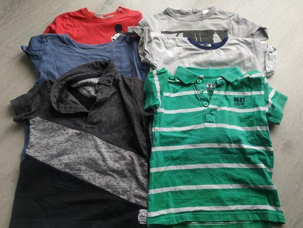 Bluzki z krótkim rękawem, t-shirt dla chłopca