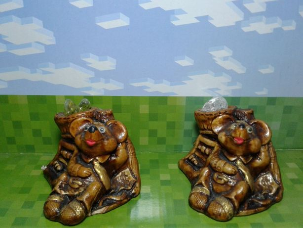 Набор сувенирных статуэток мышка