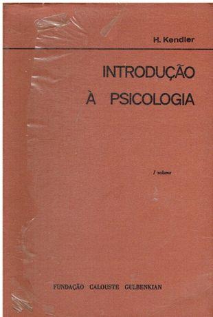 7453 Introdução à Psicologia - Vol. I de Howard H. Kendler