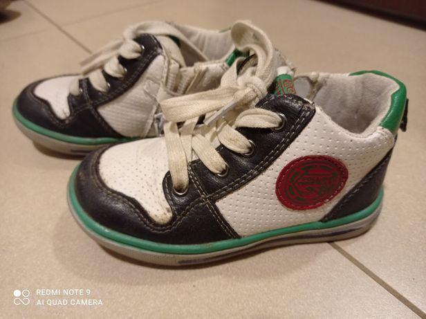 Buty chłopięce rozm 23