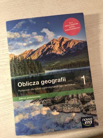 Podręcznik Geografia 1 reforma 2019