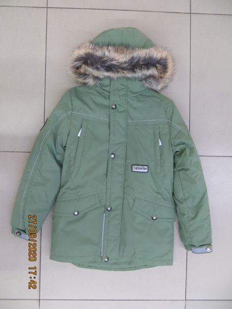Куртка парка Lenne размер 146, 152 зимняя 17668 Лене зима