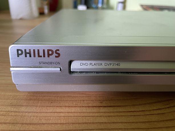 Odtwarzacz DVD Philips DVP 3140