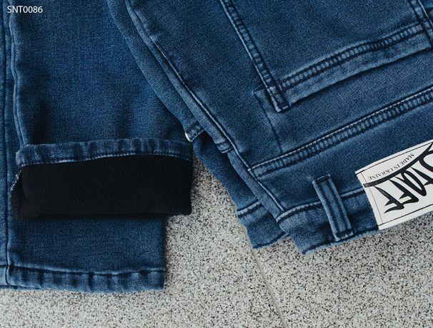 утеплені джинси Staff