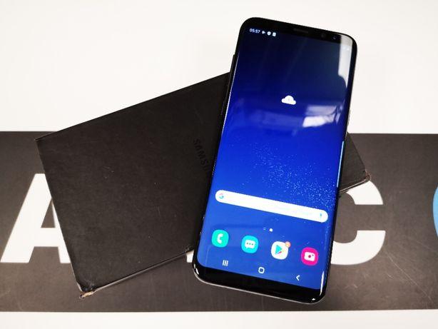Sklep zadbany Samsung Galaxy S8 plus Black Gwarancja