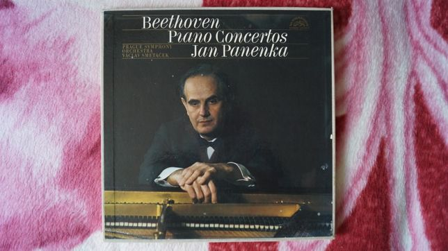 Beethoven Piano Concertos Jan Panenka (winyl)