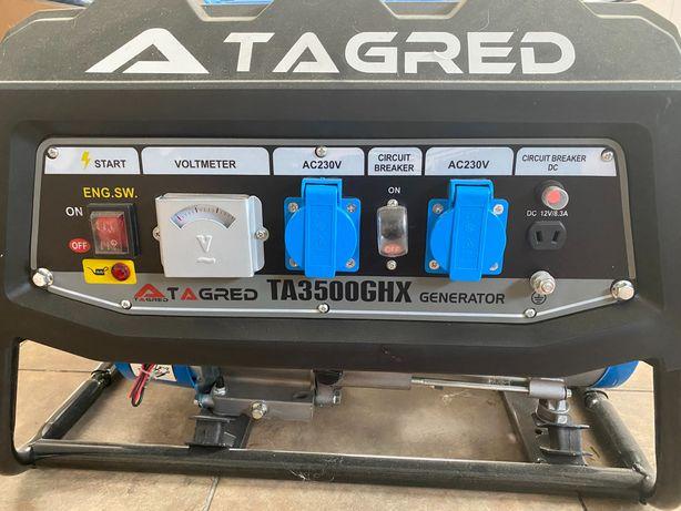 Agregat prądotwórczy TAGRED 3,5KW TA3500GHX