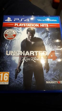 Uncharted  4, Gra na ps4
