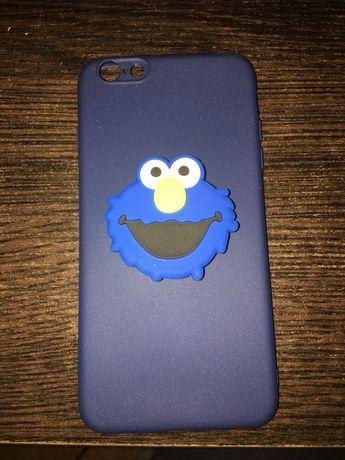 Case do iphone 6s plus nowy ciasteczkowy potwor