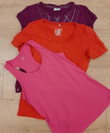 Paka ubrań damskich roz.S ( LATO): koszulki damskie, sarafan