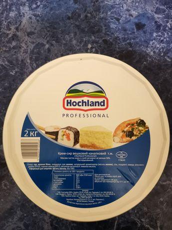 Крем сир, cream cheese, Hochland