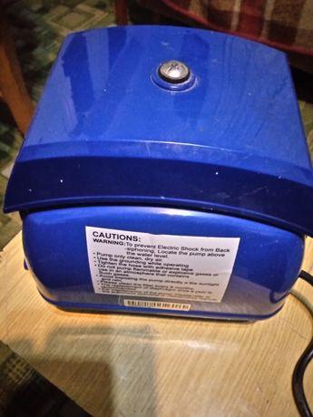 Повітродувка-компресор мембранний електромагнітний
