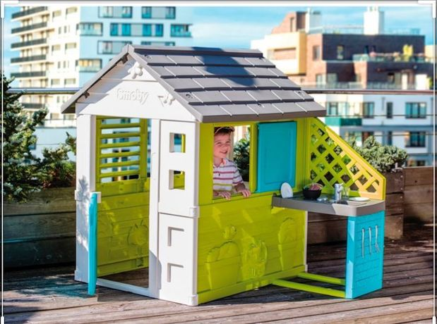 Детский домик, домик с кухней Smoby