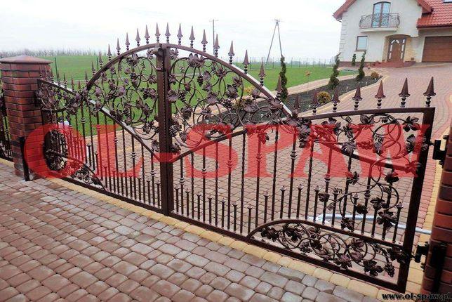 Bramy Ogrodzenia Ballustady Napędy Do bram
