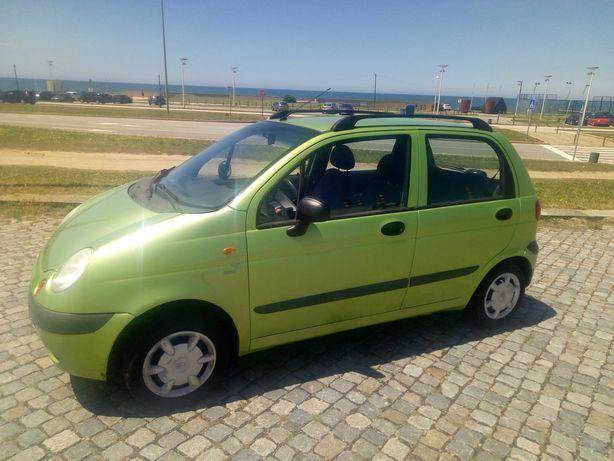 Daewoo Matiz Ano 2004 com apenas 91.000 Km
