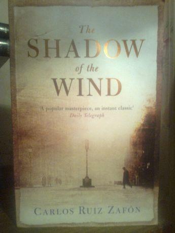 """Карлос Руис Сафон """"Тень ветра"""" (the shadow of the wind)"""