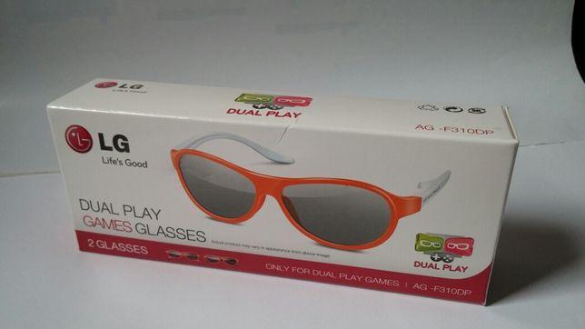 Okulary do gry 3D